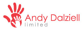 Andy Dalziell ltd. logo