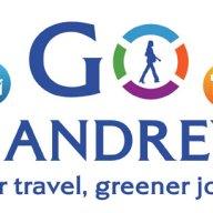 Go St. Andrews logo
