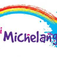 Mini Michelangelo logo design