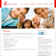 Andy Dalziell website