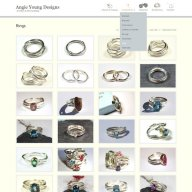 Angie Young website