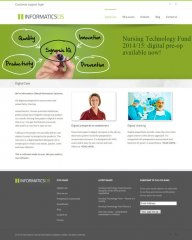 Informatics website