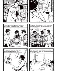 Digital Justice storyboard system