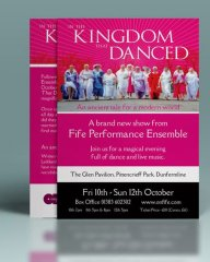 In The Kingdom That Danced – promotional material