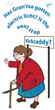 Kirkcaldy Children's Library illustrations