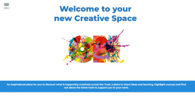 CreatiON intranet site