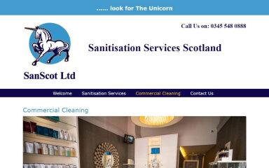 SanScot website